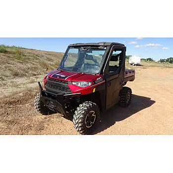 2018 Polaris Ranger XP 1000 for sale 200794846