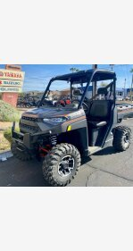 2018 Polaris Ranger XP 1000 for sale 200881977