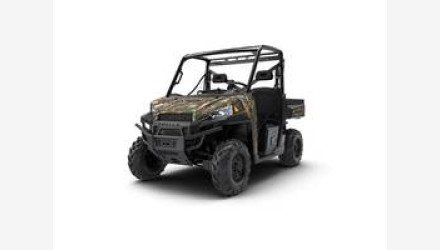 2018 Polaris Ranger XP 900 for sale 200658973