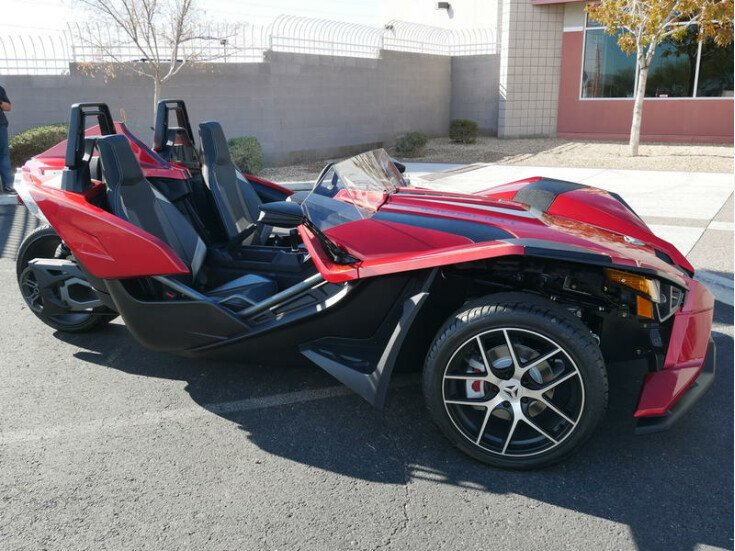 2018 Polaris Slingshot For Sale Near Las Vegas Nevada 89122