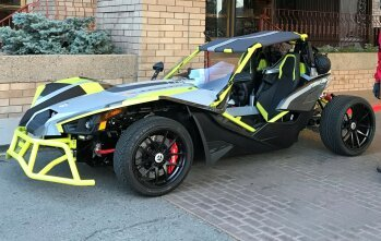 2018 Polaris Slingshot Motorcycles For Sale Motorcycles On Autotrader