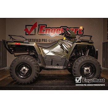 2018 Polaris Sportsman 450 for sale 200811210
