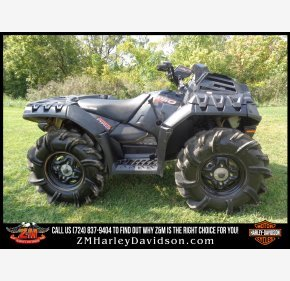 2018 Polaris Sportsman 850 for sale 200802500