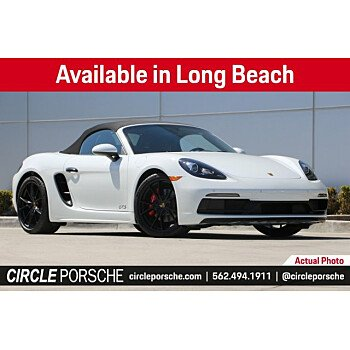 2018 Porsche 718 Boxster S for sale 100983291
