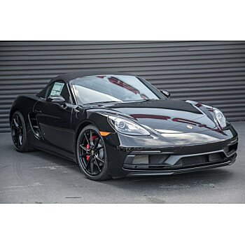 2018 Porsche 718 Boxster S for sale 101076517