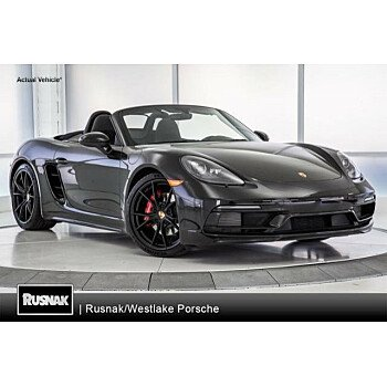 2018 Porsche 718 Boxster S for sale 101078061
