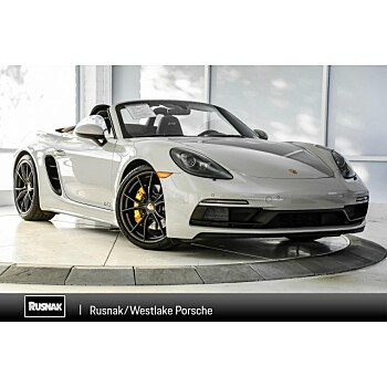 2018 Porsche 718 Boxster S for sale 101086559