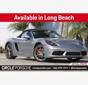 2018 Porsche 718 Boxster S for sale 100955569