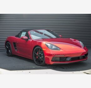 2018 Porsche 718 Boxster S for sale 100967316