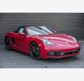 2018 Porsche 718 Boxster S for sale 100981952