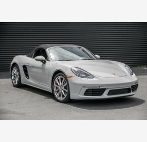 2018 Porsche 718 Boxster S for sale 100996215