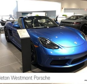 2018 Porsche 718 Boxster S for sale 101020848