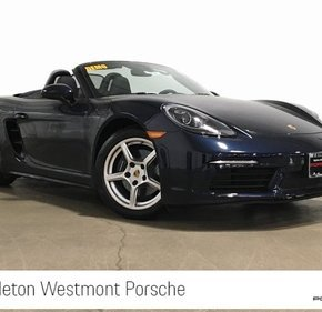 2018 Porsche 718 Boxster for sale 101024201