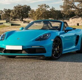 2018 Porsche 718 Boxster S for sale 101065984