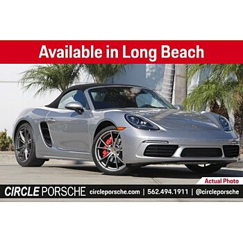 2018 Porsche 718 Boxster S for sale 101131866