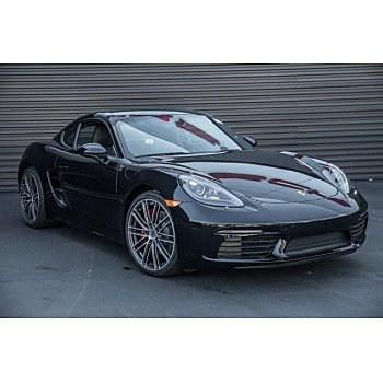 2018 Porsche 718 Cayman for sale 101076481