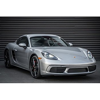 2018 Porsche 718 Cayman for sale 101076487