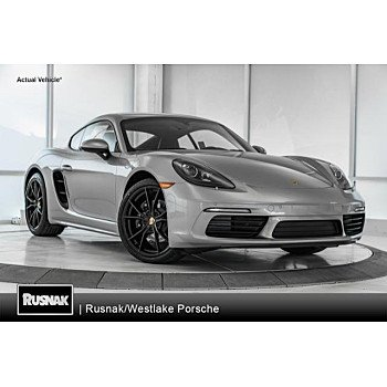 2018 Porsche 718 Cayman for sale 101078019