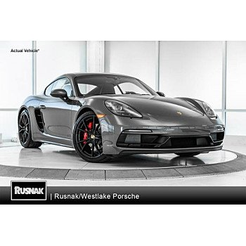 2018 Porsche 718 Cayman for sale 101078033