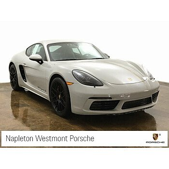 2018 Porsche 718 Cayman for sale 101095921