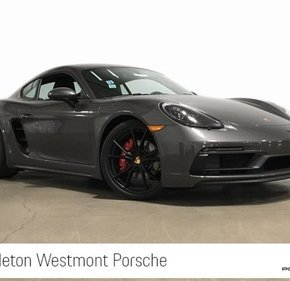 2018 Porsche 718 Cayman for sale 101007114