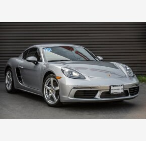 2018 Porsche 718 Cayman for sale 101385089