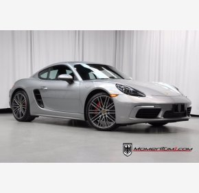 2018 Porsche 718 Cayman S for sale 101430241