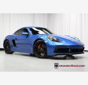 2018 Porsche 718 Cayman for sale 101445001