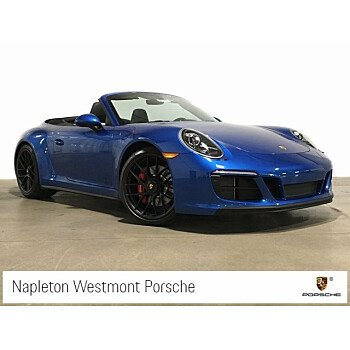 2018 Porsche 911 Cabriolet for sale 101007111