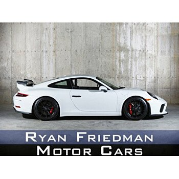2018 Porsche 911 GT3 Coupe for sale 101080627