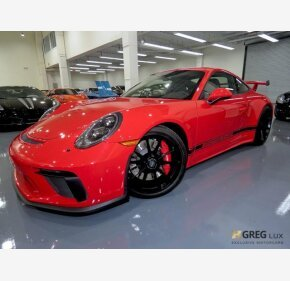 2018 Porsche 911 GT3 Coupe for sale 101036880
