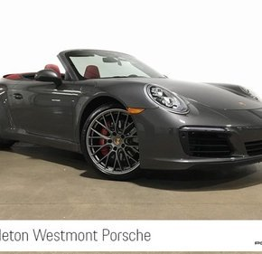 2018 Porsche 911 Cabriolet for sale 101049197