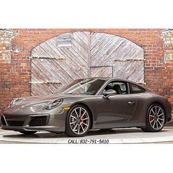 2018 Porsche 911 Coupe for sale 101122416