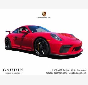 2018 Porsche 911 GT3 Coupe for sale 101163414
