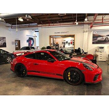 2018 Porsche 911 GT3 Coupe for sale 101164550