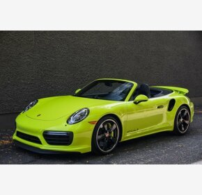 2018 Porsche 911 4 Cabriolet for sale 101207124