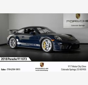 2018 Porsche 911 GT3 Coupe for sale 101209572