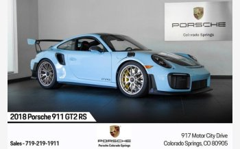 2018 Porsche 911 GT2 RS Coupe for sale 101215529