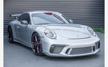 2018 Porsche 911 GT3 Coupe for sale 101216125