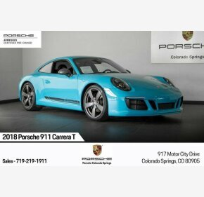 2018 Porsche 911 Carrera Coupe for sale 101217072