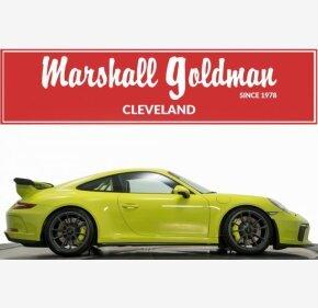 2018 Porsche 911 GT3 Coupe for sale 101306993