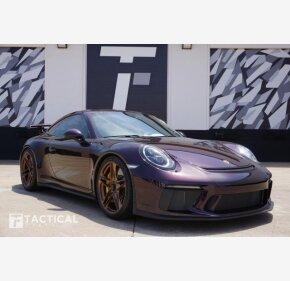 2018 Porsche 911 GT3 Coupe for sale 101325263
