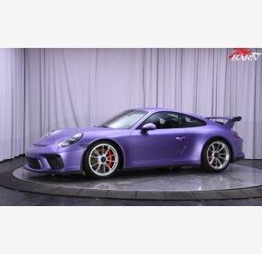 2018 Porsche 911 GT3 Coupe for sale 101328279