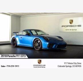 2018 Porsche 911 for sale 101346390