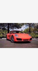 2018 Porsche 911 Carrera 4S for sale 101354594