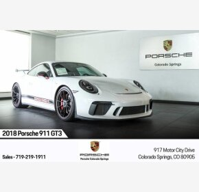 2018 Porsche 911 for sale 101356612