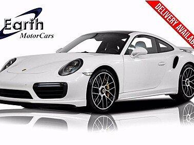 2018 Porsche 911 Turbo S for sale 101377784