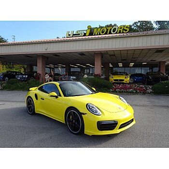 2018 Porsche 911 Turbo S Coupe for sale 101398630