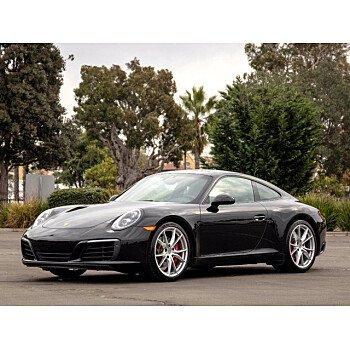 2018 Porsche 911 Carrera S Coupe for sale 101419291