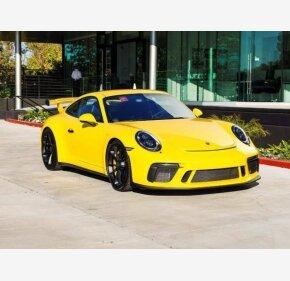 2018 Porsche 911 for sale 101494099